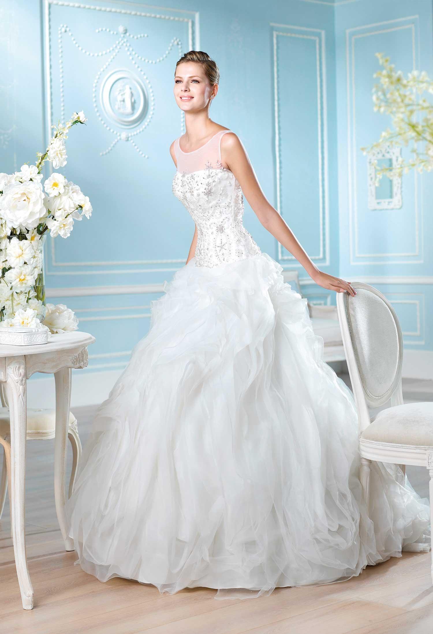 Vestiti da sposa toi couture