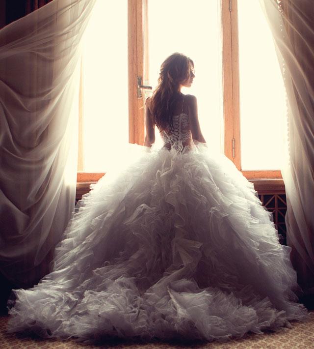 Famoso Il particolare che caratterizza l'abito da sposa: la gonna » Abiti  GV05